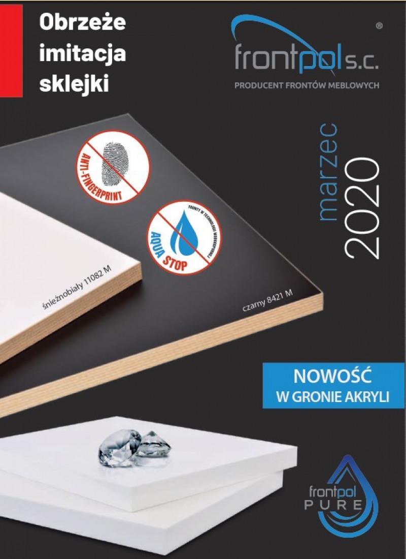 Новый каталог акриловых фасадов Niemann - в нем есть все новинки !!!