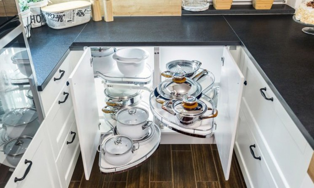 Кухонные системы - U-образная кухня