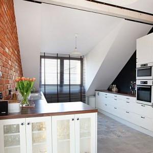 Кухонні системи - дворядна кухня