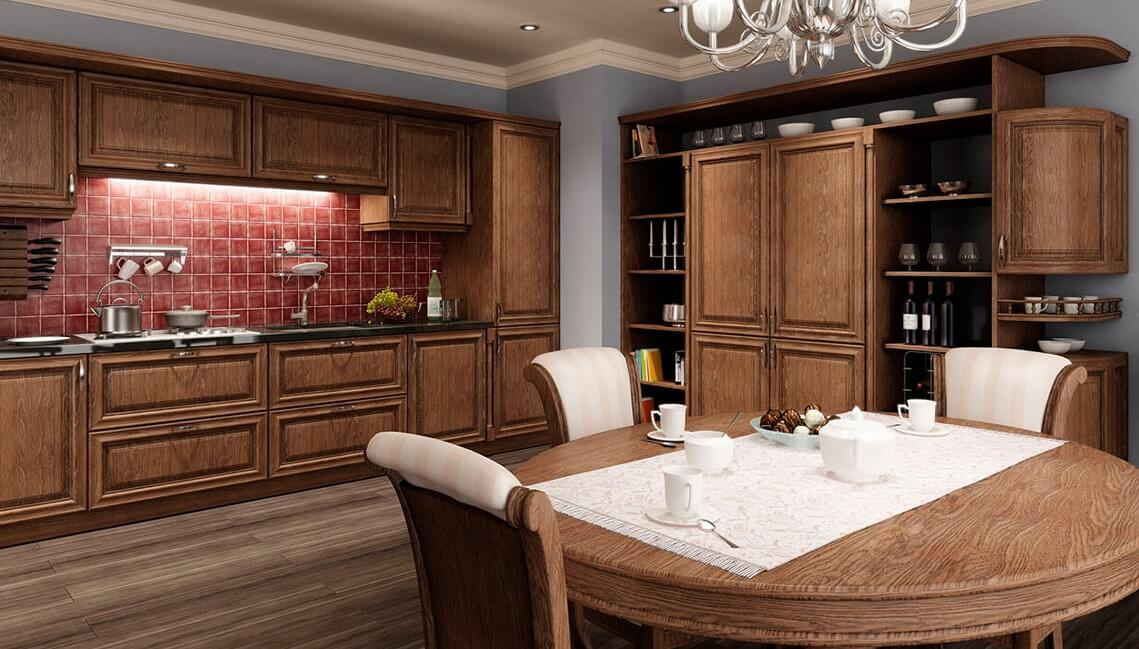 Проэкты современных кухонь